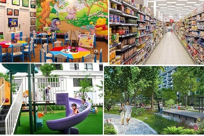 Khu vui chơi cho trẻ em Vinhomes Wonder Park Đan Phượng