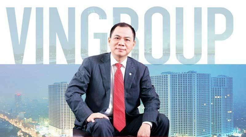 Chủ đầu tư Vingroup