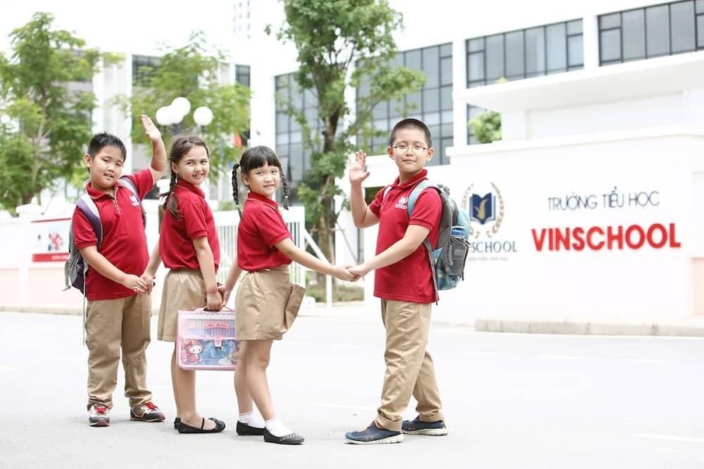 Hệ tiểu học Vinschool