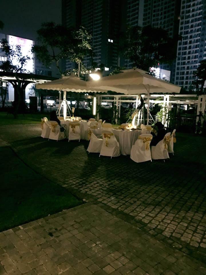 Vườn nướng BBQ Vinhomes Wonder Park Đan Phượng