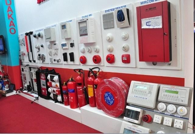 Hệ thống phòng cháy chữa cháy tại Vinhomes Wonder Park