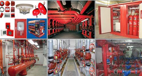 Hệ thống phòng cháy chữa cháy Vinhomes Wonder Park