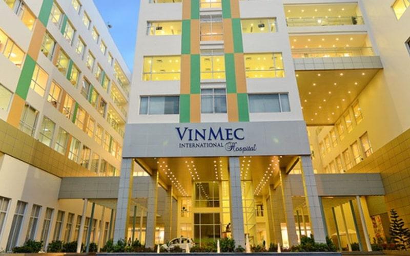 Phòng khám đa khoa quốc tế Vinmec